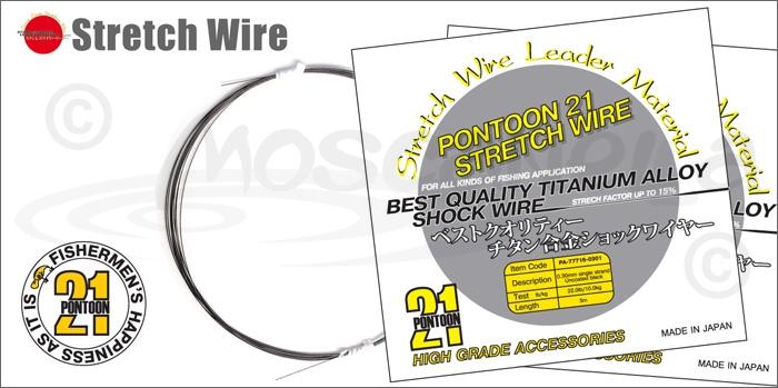 Изображение Pontoon21 Stretch Wire